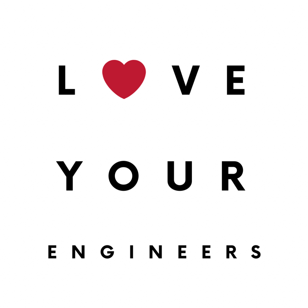 Love your engineers